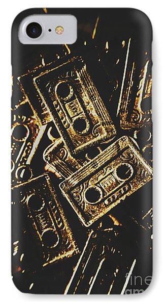 Music Nostalgia IPhone Case