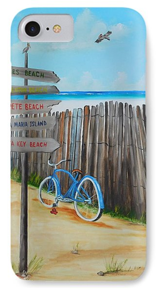 My Favorite Beaches IPhone Case