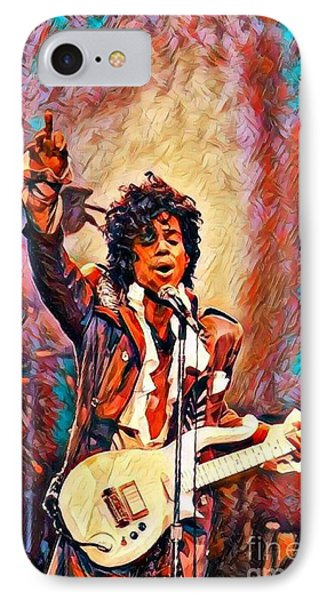 My Name Is    -  Prince IPhone Case