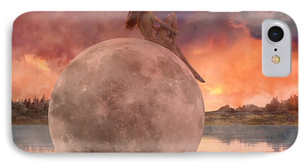 Tribute iPhone 8 Case - My Peaceful Place by Betsy Knapp