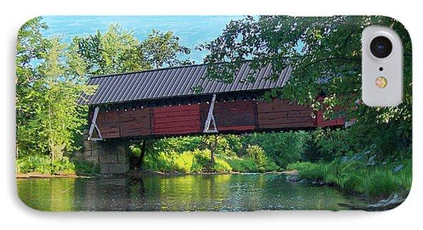 N. Troy Bridge IPhone Case