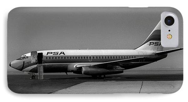 N462gb, Boeing 737-293, Long Beach, California, Lgb IPhone Case
