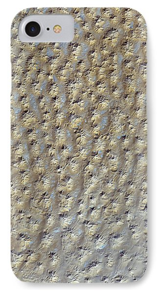 Nasa Image- Star Dunes, Algeria-2 IPhone Case