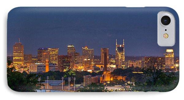 Nashville By Night 2 IPhone Case