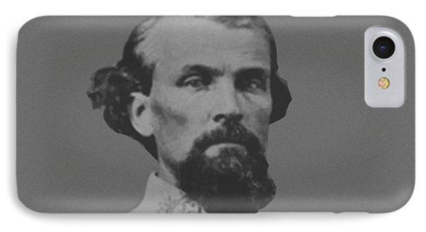 Nathan Bedford Forrest IPhone Case