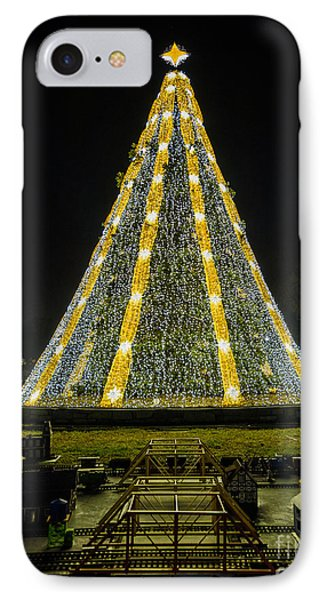 National Christmas Tree #2 IPhone Case