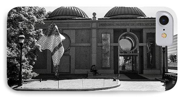 national museum of african art Washington DC USA IPhone Case