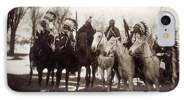 Native American Chiefs IPhone Case