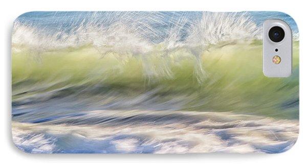Natural Chaos, Quinns Beach IPhone Case