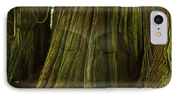 Nature Buddha IPhone Case