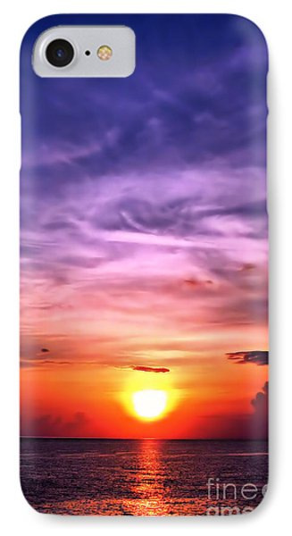 Negril Sunset IPhone Case