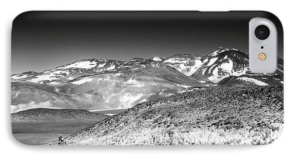 Nevado Ojos Del Salado IPhone Case
