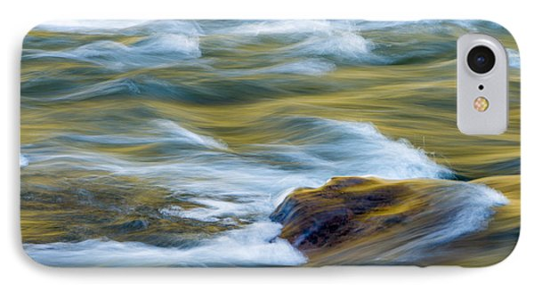 New River Abstract New River Gorge IPhone Case