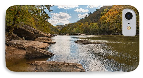 New River Gorge National River IPhone Case