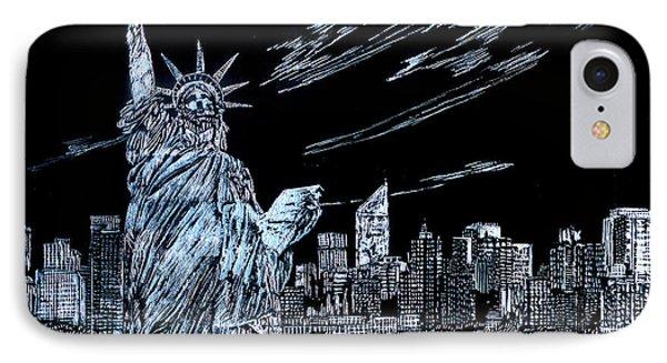 New York New York New York  IPhone Case