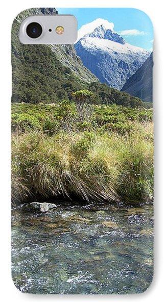 New Zealand Landscape 2 IPhone Case