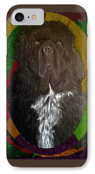Newfie Colors IPhone Case