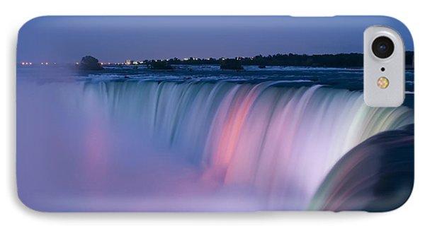 Niagara Falls At Dusk IPhone Case