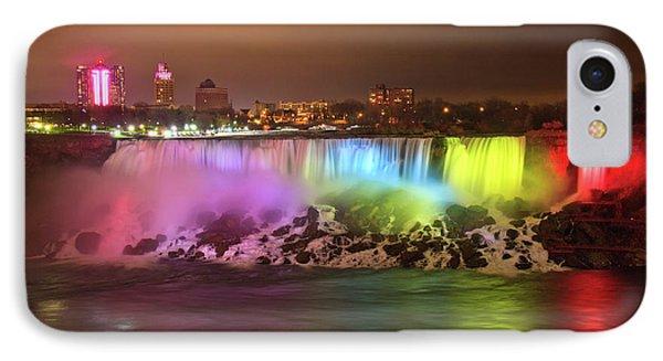 Niagara Falls Rainbow IPhone Case
