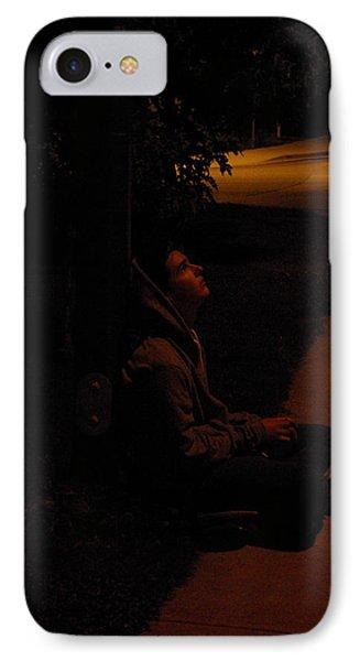 Night Boy IPhone Case