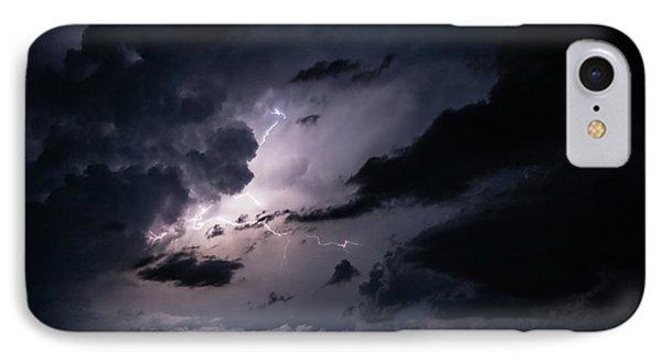 Night Lightening IPhone Case