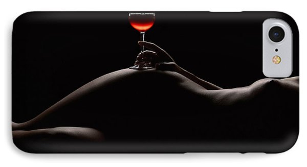 Nudes iPhone 8 Case - Night by Naman Imagery