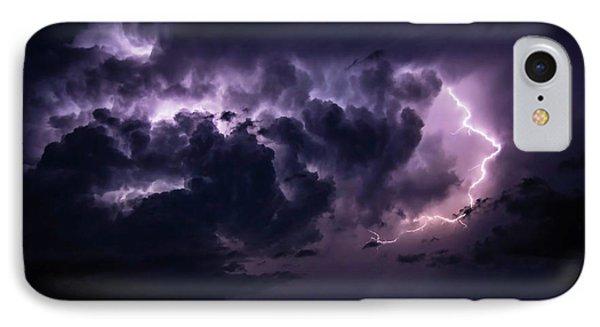 Night Storm IPhone Case