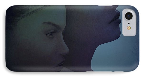 Night Twins IPhone Case