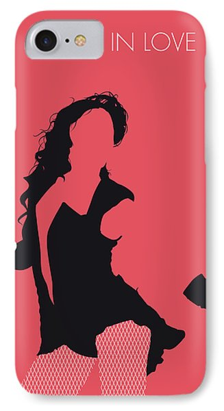 Rhythm And Blues iPhone 8 Case - No122 My Beyonce Minimal Music Poster by Chungkong Art
