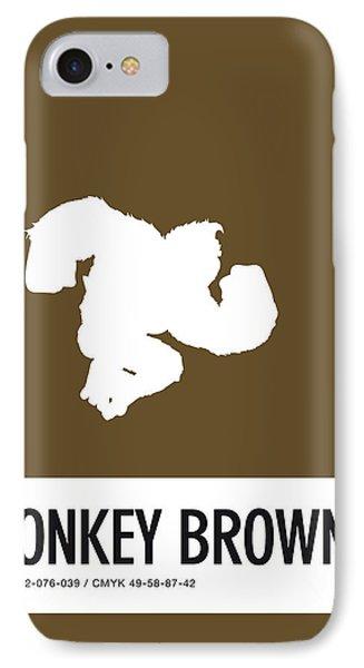 Daisy iPhone 8 Case - No37 My Minimal Color Code Poster Donkey Kong by Chungkong Art