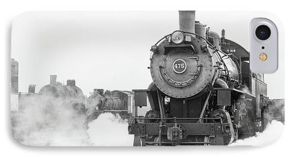 Norfolk And Western 475 IPhone Case