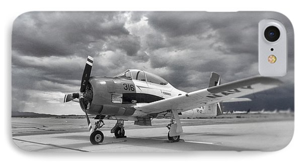 North American T-28 IPhone Case