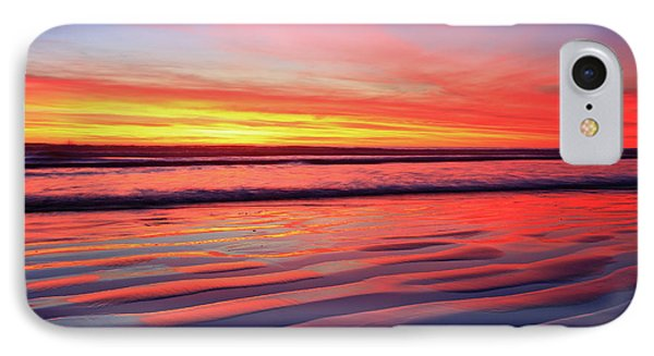 North County Sand Ripples IPhone Case