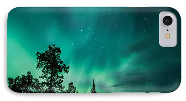 Northern Lights Tonight IPhone Case
