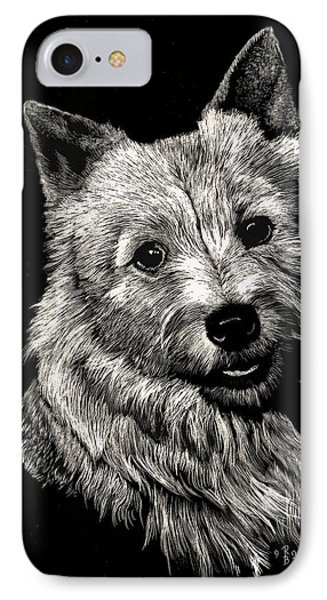 Norwich Terrier IPhone Case