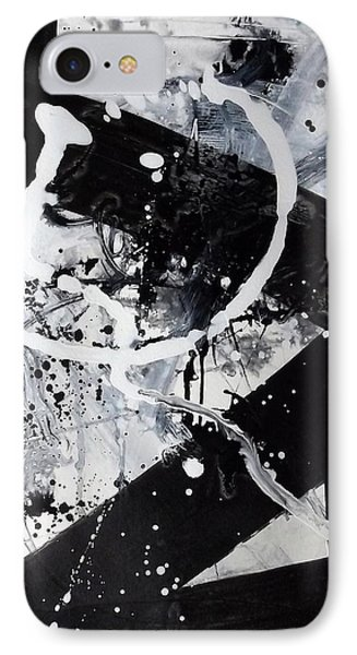 Not Just Black And White2 IPhone Case