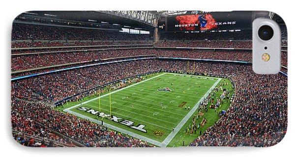 Nrg Stadium - Houston Texans  IPhone Case