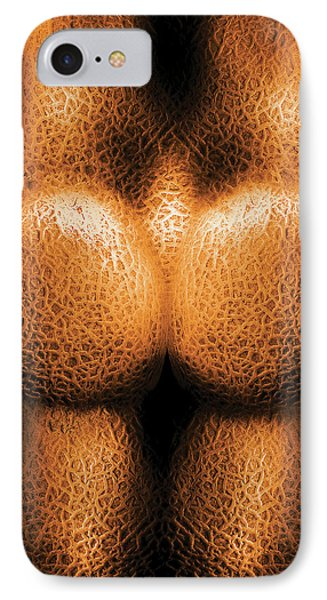 Nudist - Just Cheeky IPhone Case