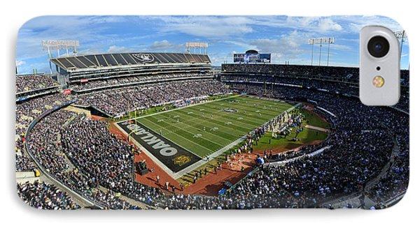 Oakland Raiders O.co Coliseum IPhone Case