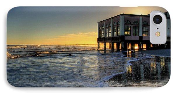 Oc Music Pier Sunset IPhone Case