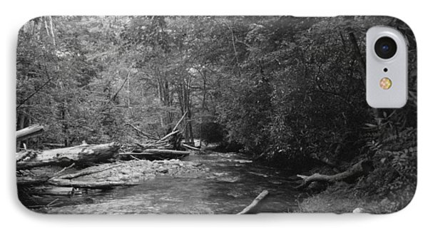 Ocanaluftee River - Great Smokey Mountains IPhone Case
