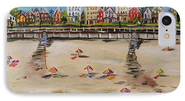 Ocean Ave By John Williams IPhone Case