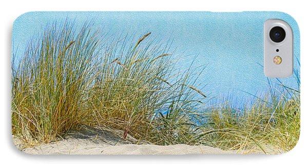 Ocean Beach Dunes IPhone Case