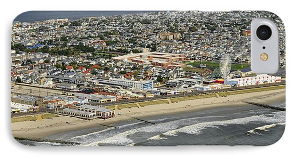 Ocean City Aerial  IPhone Case