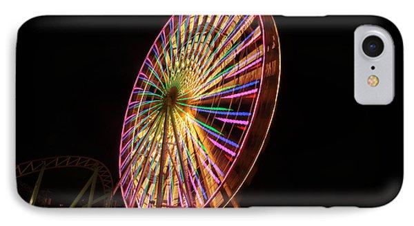 Ocean City Ferris Wheel1 IPhone Case