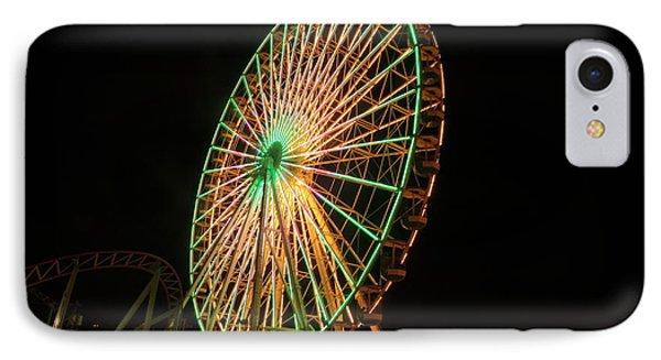 Ocean City Ferris Wheel3 IPhone Case