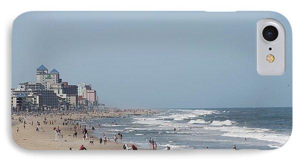 Ocean City Maryland Beach IPhone Case