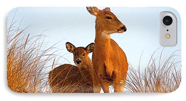 Ocean Deer IPhone Case