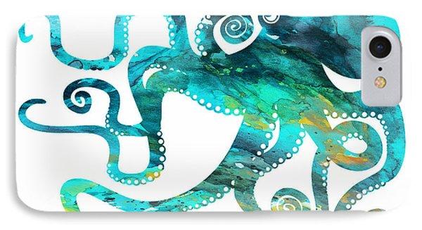 Octopus 2 IPhone 8 Case