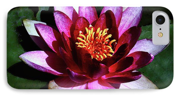 Ode To The Water Lily IPhone Case